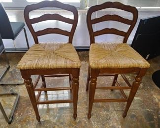 Pair of Barstools.