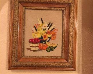 Harvest needlepoint pic