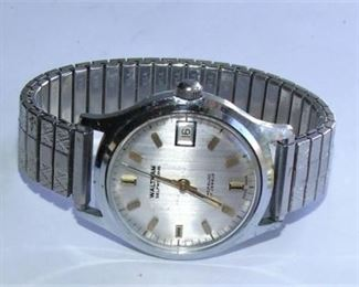 Lot 014 Waltham Self Winding watch