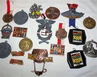 Lot 034 German Nato Medals