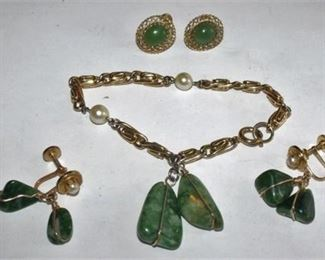 Lot 088 Kramer NY & Sterling jewelry
