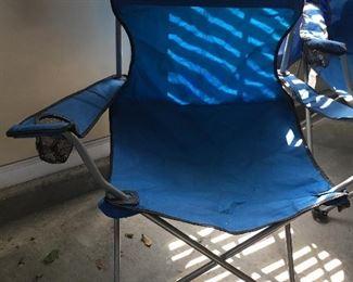 Camp chair (pair)
