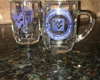WVU mugs