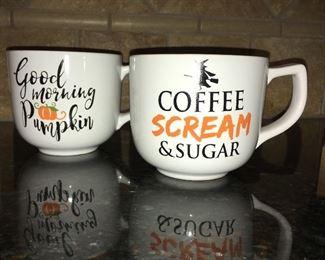 Seasonal extra-large mugs