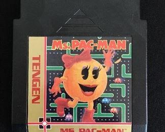 Nintendo Ms. Pac-man