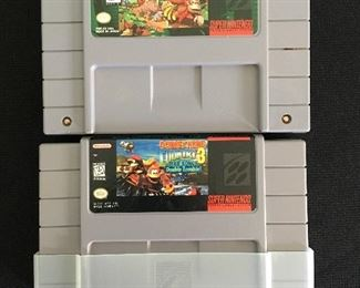 Nintendo Donkey Kong Country & Country 3 Dixie Kong's Double Trouble!