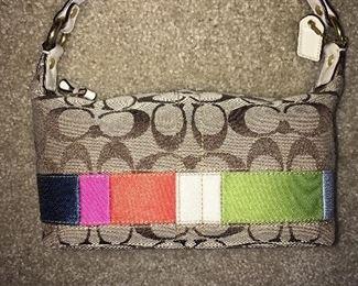 Alternate view of Coach purse