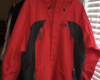 North Face mens jacket