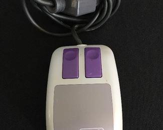 Super Nintendo mouse controller