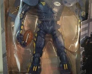 WVU Fox Sports Robot