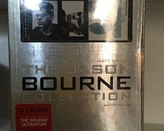 The Jason Bourne trilogy