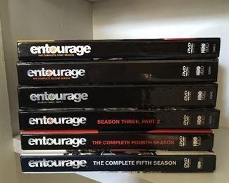 Entourage Seasons 1-5