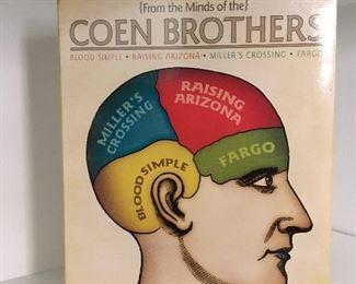 Coen Brothers set