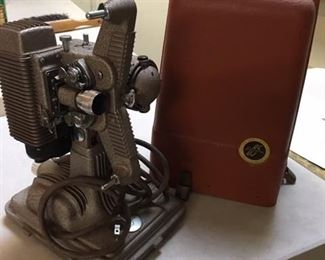 for the collector, vintage Revere 8mm projector, very clean!