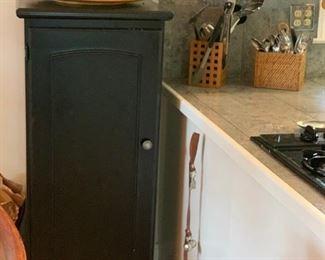 Floor kitchen cabinet  /Floor bath cabinet.  American Folk.