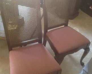 Two of the chairs