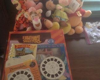 Variety of Disney items