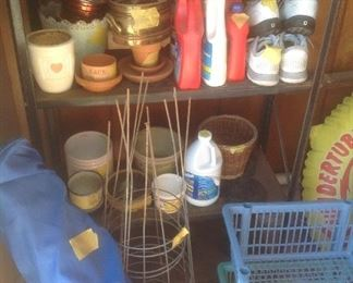 Product and outdoor pots