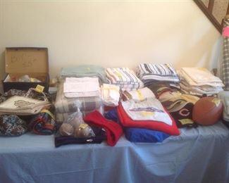 Glenbard south  clothes, Bulls items, caps, towels, sheets