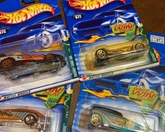 Hot Wheels Cold Blooded