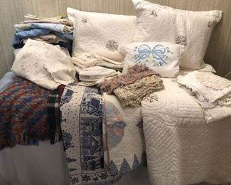 Linens Quilts Bedding and More