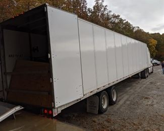 53 ft load of Antiques & Furniture  arrived Tuesday Nov 12 from Maine