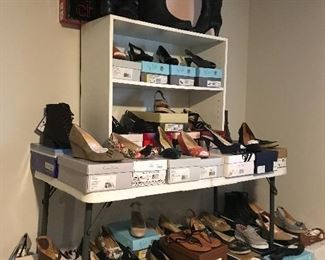 New Shoes - Size 7.5 - 8 includes Coach, Madden Girl, Ralph Lauren, Born, Franco Sarto, Brooks Brothers, Sole Society, Nine West, Style & Company, Life Stride and More