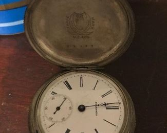 Standard Watch Company pocket watch
