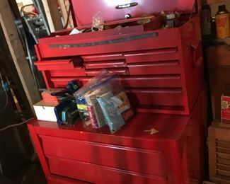 Snap On 10 Drawer Tool Chest