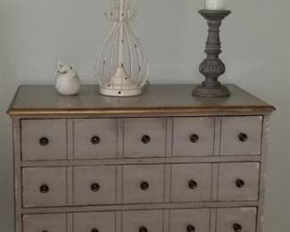 1 of 2 matching nightstands.