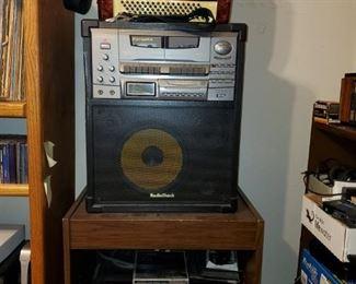 Radio Shack Karaoke Machine
