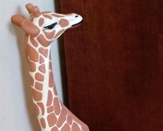 Cute Giraffe Figurine