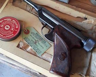 Vintage Pellet Gun
