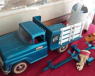 1960s Tonka Truck