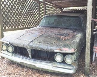 1962 Chrysler Imperial Parts Car