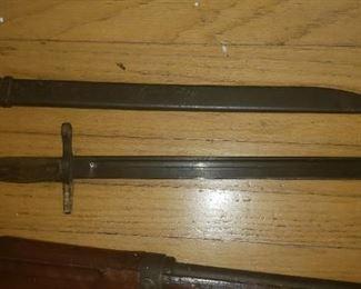 WW11 Japanese Rifle