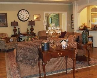 Gorgeous Furniture, Rugs, Decorative Arts and more