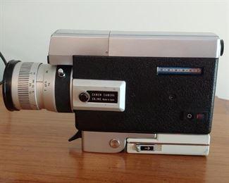 Vintage Canon Video Camera