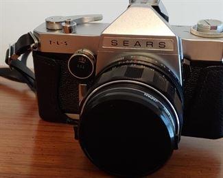 Vintage Sears 35mm camera