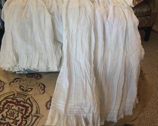 Vintage child's Christening gowns
