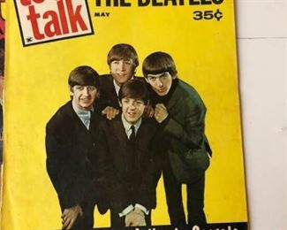 beatles collectibles magazine