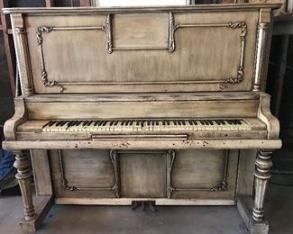 Old Kim all piano.  Approx 1890