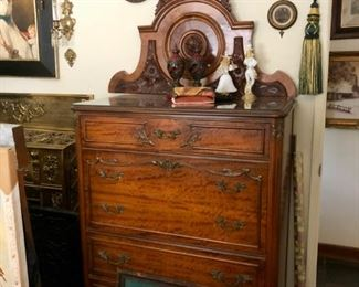 Johnson Furniture Co. French Provincial dresser