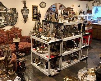 Soooo many items!