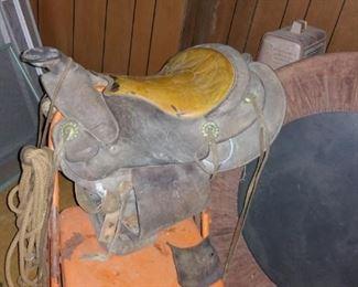 small saddle