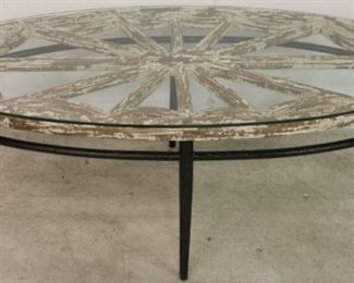 Guildmaster cocktail table