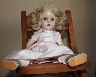 Antique Elizabeth doll