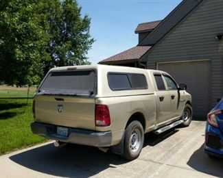 2011 Dodge Ram 4x2 Pickup truck