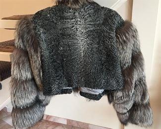 Fox Persian Lamb Jacket
