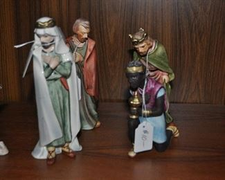 3 Goebel Nativity figures